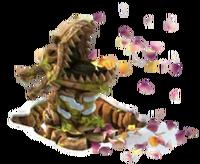 Flowerstatue