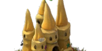 Sand Castle (holiday kit)