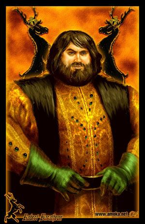 Robert Baratheon | A Song of Ice and Fire Wiki | FANDOM ...