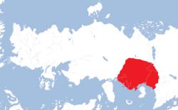 Yi Ti region