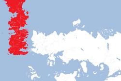 Westeros location