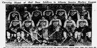 1943-44 Alberta Senior Playoffs