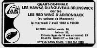 1982 Calder Cup Playoffs