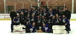 Penetang Kings champions 2014
