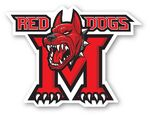 Mississauga Red Dogs logo