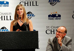 GM Nicole Kupaks of the St.charles chill 2012
