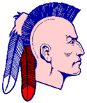 Muskegon Mohawks (IHL) logo