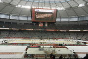 2014 Heritage Classic Rink