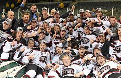 2017 USHL champs Chicago Steel