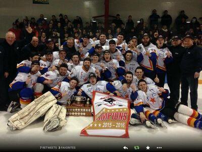 2016 SJJHL champs CBN Stars