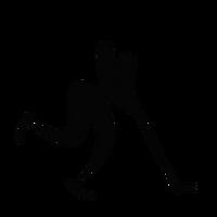Ice hockey pictogram