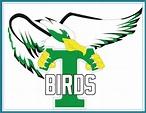 Frog Lake T-Birds logo