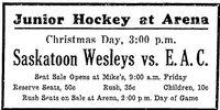 1937-38 Alberta Junior Playoffs