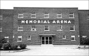 Waterloo Memorial Arena