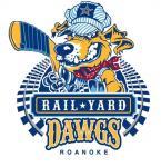 Roanoke Rail Yard Dogs logo