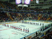First Channel Cup 2010 SWE-CZE