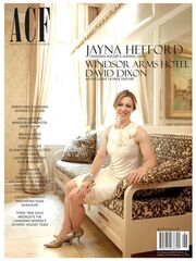 Hefford MagazineCover