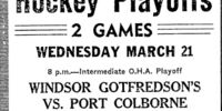 1944-45 OHA Intermediate Playoffs