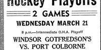 1944-45 OHA Intermediate Playoffs