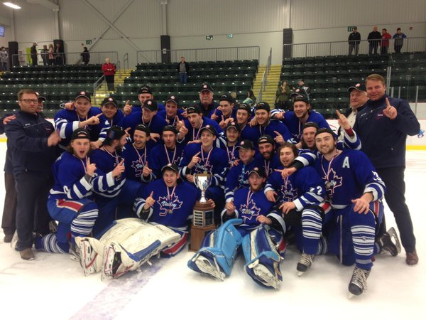 File:2016 Don Johnson Memorial Cup champions Valley Maple Leafs.jpg