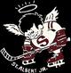 St. Albert Saints logo up to 1989