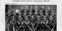 1939-40 OHA Junior A Season