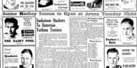 1941-42 Saskatchewan Senior Playoffs