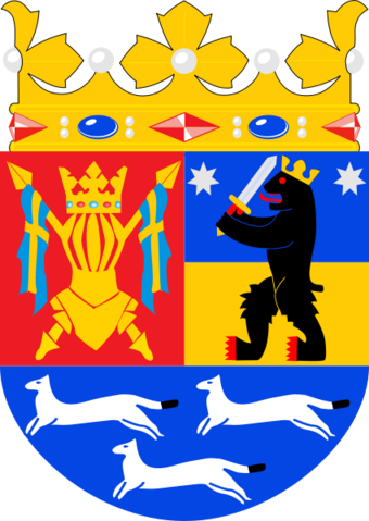 File:Coat of Arms of Western Finland.png