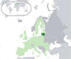 721px-Location Lithuania EU Europe