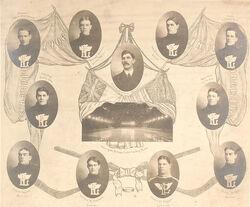 Portage Lakes team 1905-06