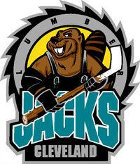 Cleveland lumberjacks 93-01