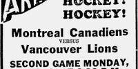 1928-29 PCHL Season
