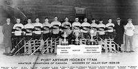1928-29 Thunder Bay Senior Playoffs