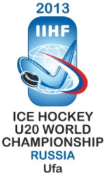 2013 IIHF U-20 Championship logo