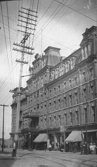 Russell House Hotel Ottawa