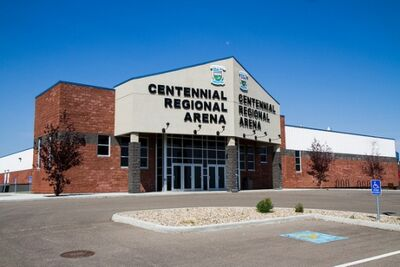 Centennial Regional Arena (Brooks)