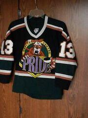 Capital Centre Pride jersey