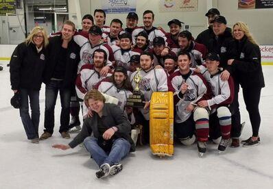 2016 Noralta JHL champs Edmonton Avalanche