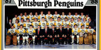 1987–88 Pittsburgh Penguins season