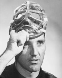 Jacques Plante masque
