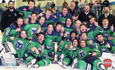 Hampton Roads Whalers 2016 USPHL Elite Champions