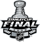 2009 NHL Stanley Cup Finals Logo