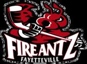 Fayetteville Fireantz logo