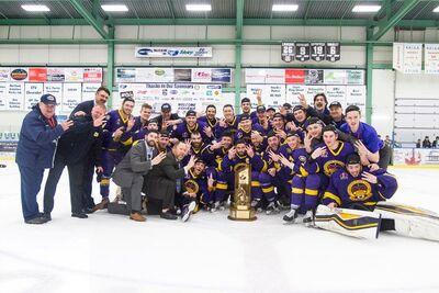 2016 FPC champs Carleton Place Canadians