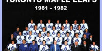1981–82 Toronto Maple Leafs season