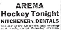 1918 SPA Senior Tournament