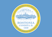 Boston, MA Flag