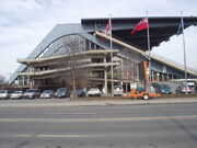 Ottawa Civic Centre exterior 2003
