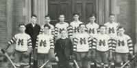 1928-29 OHA Junior Season