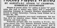 1964-65 WIHL Season